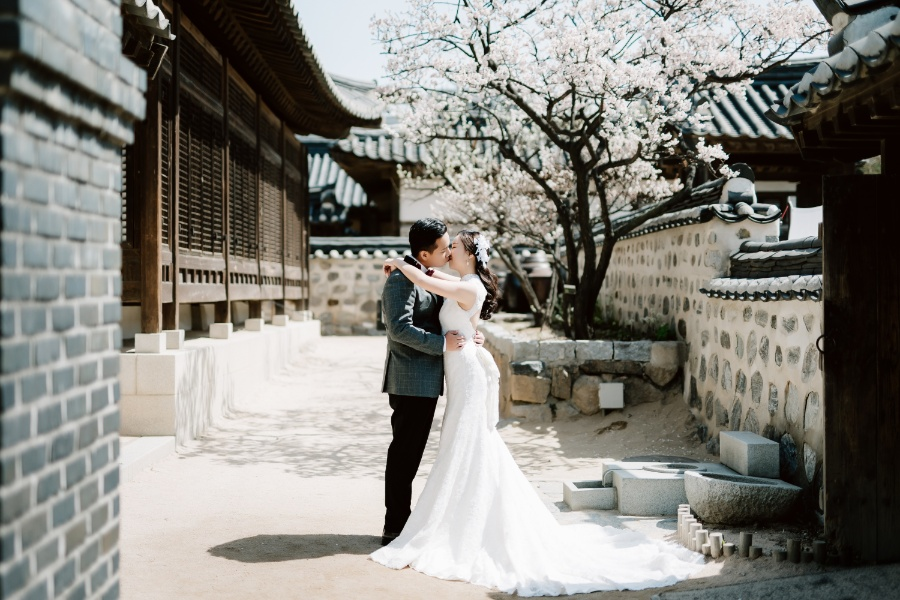 Overseas wedding photography in Seoul city