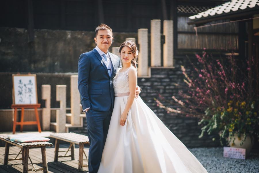 Japan Kyoto Pre-Wedding Photoshoot At Gion District  by Shu Hao  on OneThreeOneFour 2
