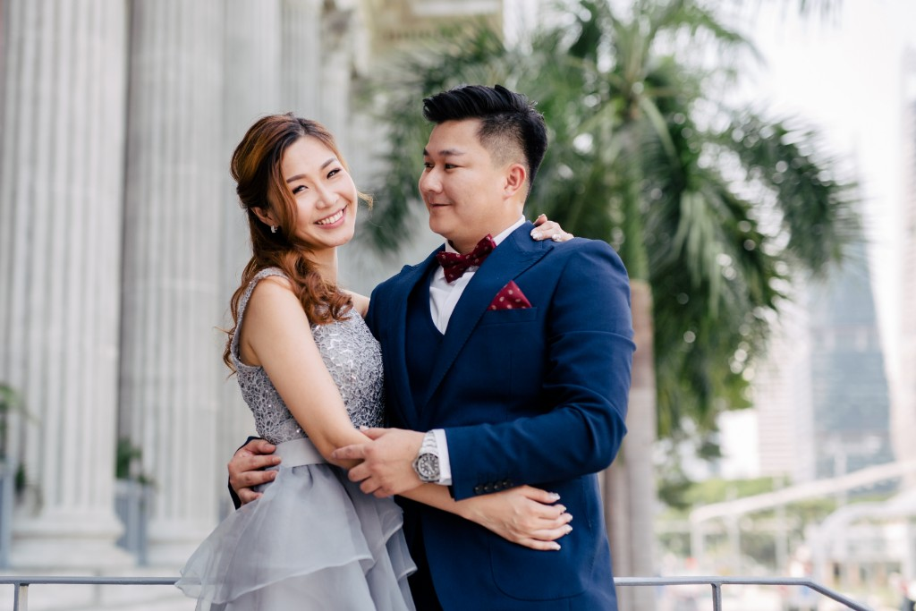 Singapore Pre-Wedding Photographer: Photoshoot At Colonial Bungalow & National Museum by Cheng on OneThreeOneFour 15