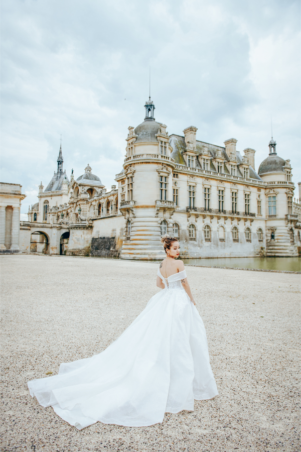 Naomi & Hann's Wedding Photoshoot in Paris by Arnel on OneThreeOneFour 38
