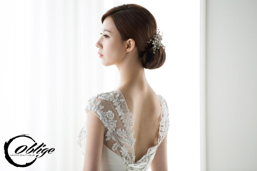 Oblige Korean Bridal Hair Makeup Korean Wedding Photography