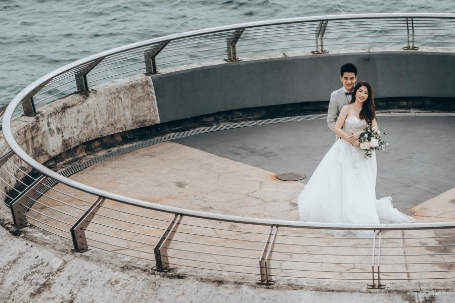 新加坡婚紗拍攝 - 福康寧公園與濱海灣 by Pat on OneThreeOneFour 9