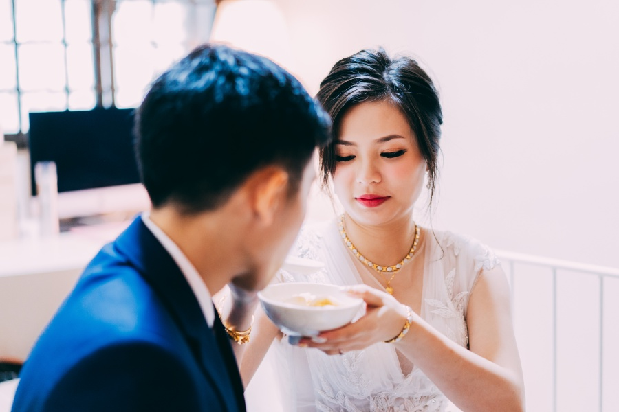 D&D: Singapore Wedding Day Photography at Goodwood Park Hotel by Michael on OneThreeOneFour 23