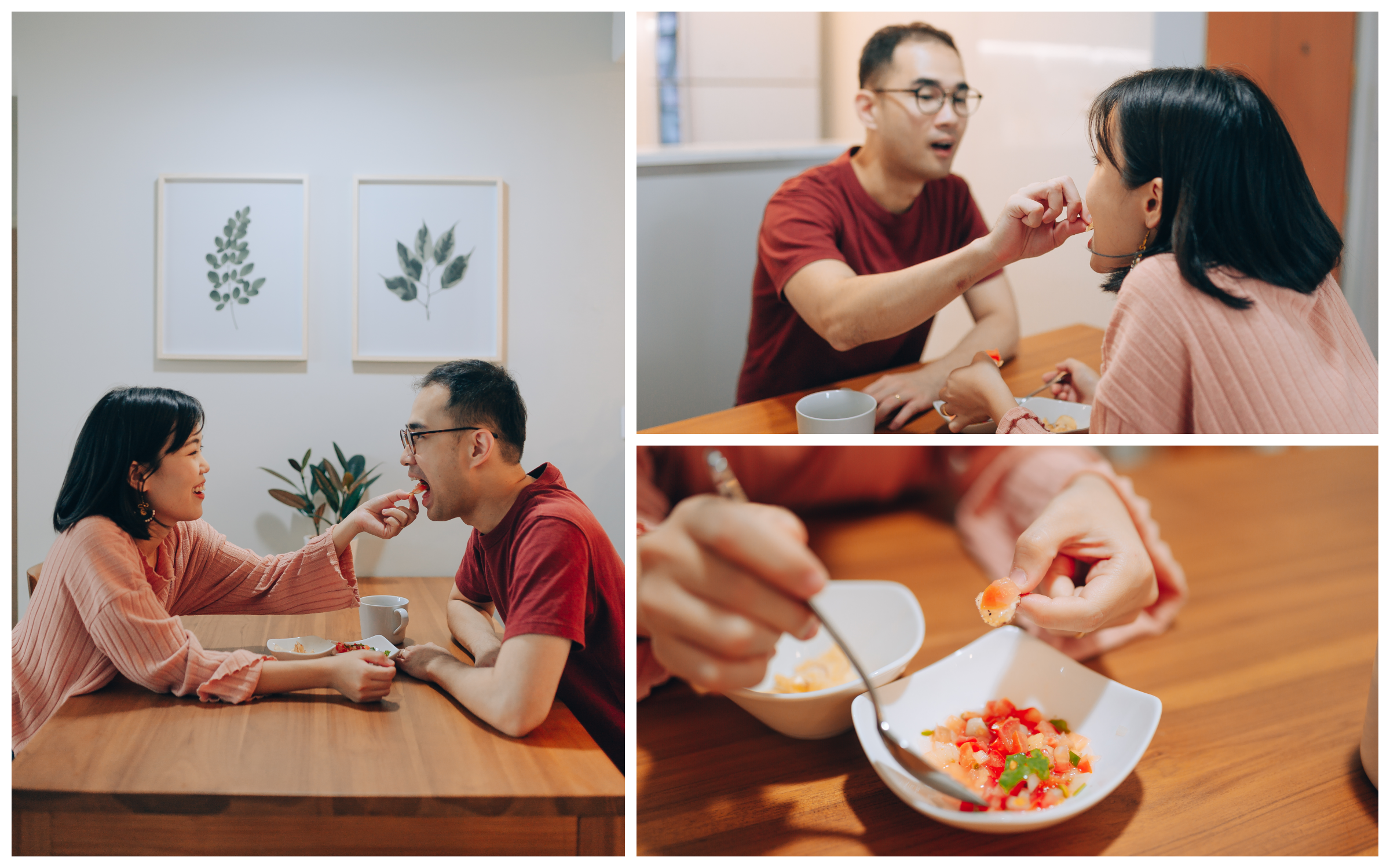Singapore Couple And Family Photoshoot With Toddler At Home by Toh on OneThreeOneFour 11