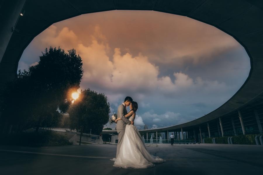 新加坡婚紗拍攝 - 福康寧公園與濱海灣 by Pat on OneThreeOneFour 11