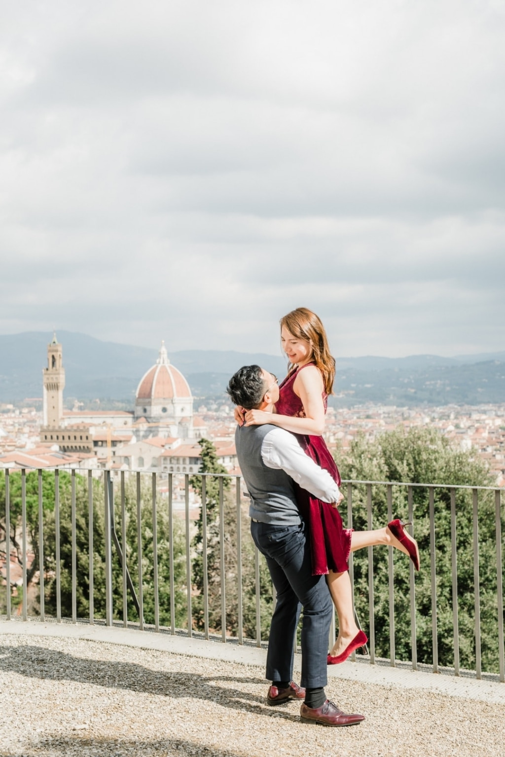 K&K: Florence Wedding Photography | Hong Kong Couple by Olga on OneThreeOneFour 22