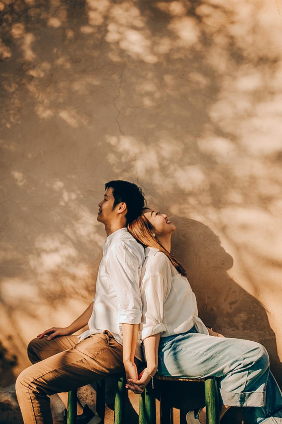 Morocco Pre-Wedding Photoshoot At Marrakech Riad, Medina And Le Jardin Secret  by Rich on OneThreeOneFour 12