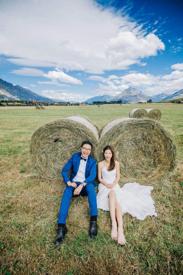 New Zealand Pre-Wedding Photoshoot At Queenstown And Arrowtown  by Mike  on OneThreeOneFour 6