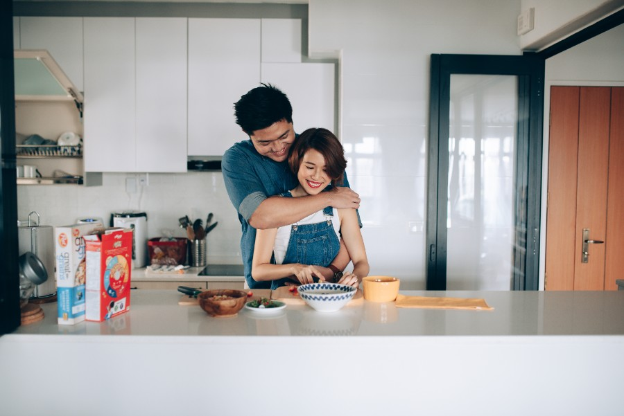 Singapore influencer Jocina casual home shoot by Toh on OneThreeOneFour 9