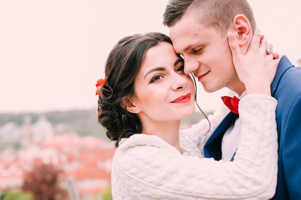 Prague Pre-Wedding Photography At Garden Of The Ramparts In Spring  by Victoria  on OneThreeOneFour 7