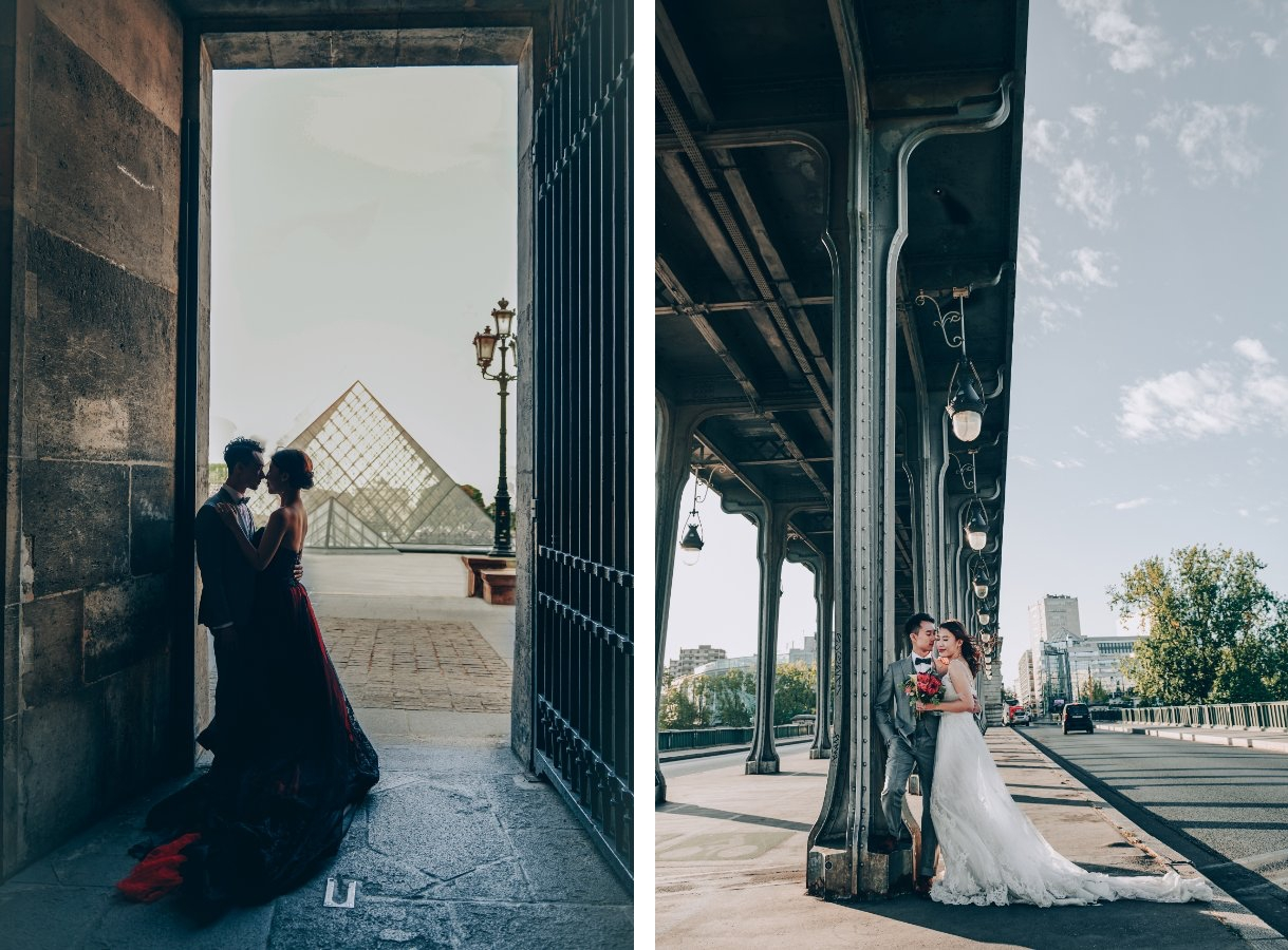 A&M: Romantic pre-wedding in Paris by Arnel on OneThreeOneFour 6